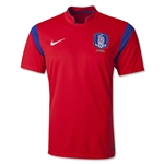South Korea 2014 Home Soccer Jersey