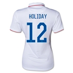 USA 14/15 HOLIDAY Women's Home Soccer Jersey