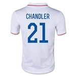 USA 2014 CHANDLER Youth Home Soccer Jerseym