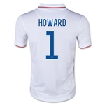 USA 2014 HOWARD Youth Home Soccer Jersey
