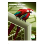 Manaus 2014 FIFA World Cup Brazil(TM) Host City Poster