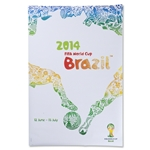 2014 FIFA World Cup Brazil(TM) Official Poster (English)