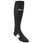 Nike Elite Match Fit Soccer Sock (Blk/Green)