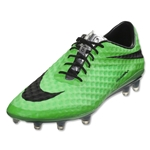 Nike Hypervenom Phantom FG (Neo Lime/Total Crimson/Black)