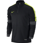Nike Squad Ignite Long Sleeve Midlayer (Bk/Fg)
