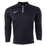 Nike Squad Ignite Long Sleeve Midlayer Top (Black)