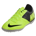 Nike Junior Bomba II (Volt/Black/Neutral Grey)