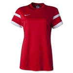 Nike Women's Trophy II Jersey (Red)