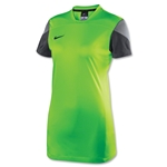 Nike Women's Squad 14 Training Top (Gr/Blk)