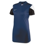 Nike Women's Squad 14 Training Top (Navy/White)