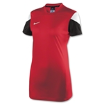 Nike Women's Squad 14 Training Top (Red/Blk)