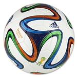 adidas Brazuca Competition Ball (White/Night Blue/Multicolor)