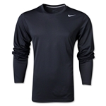 Nike Youth Legend Long Sleeve T-Shirt (Black)