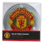 Manchester United Round Coasters