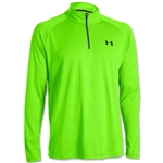 Under Armour Tech 1/4 Zip Top (Green)