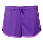 Under Armour Women's Rally Short (Iris)