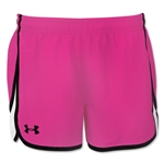 Under Armour Girl's Escape 3 Short (Pi/Bk)