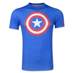 Under Armour Alter Ego Captain America Compression Shirt