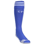 Chelsea 2014 Home Soccer Sock