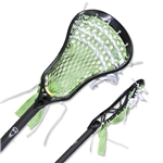Under Armour Spectre Complete Lacrosse Stick (Black/Lime)