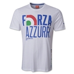 Italy FIGC Graphic T-Shirt