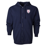 Pink FC Full Zip Fleece (Navy)
