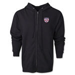 USA Sevens Rugby Full-Zip Hoody (Black)