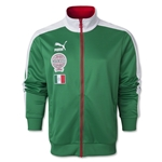 Mexico Archives T7 Track Jacket (Green)
