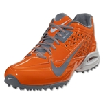 Nike Women's Air Speedlax 4 Turf Limited Edition Cleat (Total Orange/White)