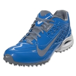 Nike Women's Air Speedlax 4 Turf Limited Edition Cleat (Photo Blue/White)