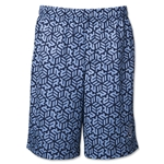 Warrior Youth Rabil Short (Sky)