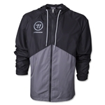 Warrior Poly Track Jacket (Black)
