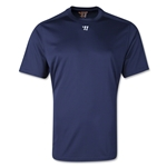 Warrior Shooter Lacrosse Shirt (Navy)
