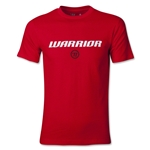 Warrior Youth Logo T-Shirt (Red)
