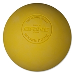 Brine NOCSAE/NFHS Lacrosse Ball (Yellow)