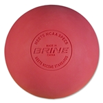 Brine NOCSAE Color Lacrosse Ball (Red)