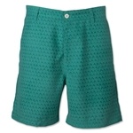 Lacrosse Playground Mesh Short (Green)