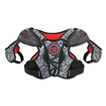 Warrior Adrenaline X2 Hitman Shoulder Pad (Black)