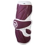 Warrior Regulator Lacrosse Arm Guards (Maroon)
