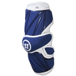 Warrior Regulator Lacrosse Arm Guards (Navy)