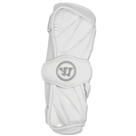 Warrior Regulator Lacrosse Arm Guards (White)