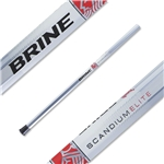 Brine Scandium Elite 30 Lacrosse Shaft (Red)