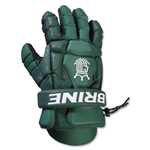Brine King Superlight II 13 Lacrosse Gloves (Dark Green)