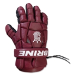 Brine King Superlight II 13 Lacrosse Gloves (Maroon)