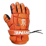 Brine King Superlight II 13 Lacrosse Gloves (Orange)