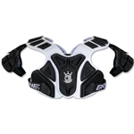 Brine King IV Mid Shoulder Pad (White)