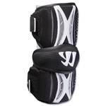 Warrior Burn Lacrosse Arm Guards (Black)