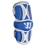 Warrior Burn Lacrosse Arm Guards (Royal)