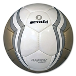 Senda Rapido Fair Trade Ball (Wh/Gd)