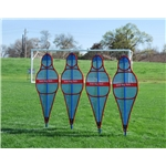 Soccer Wall Club Training/Free Kick Mannequin-Youth